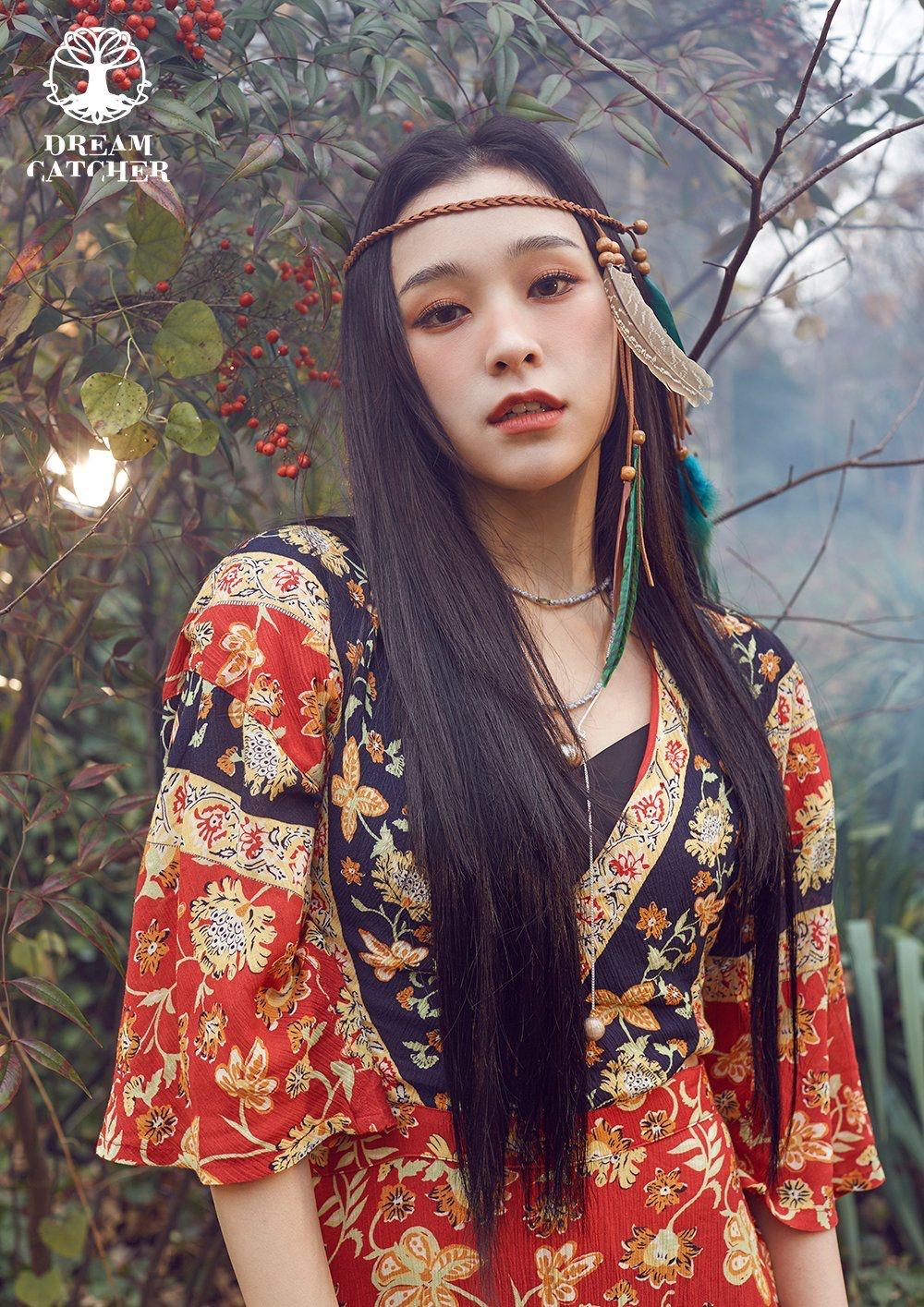 Dreamcatcher Gahyeon Dystopia The Tree Of Language Dreamcatcher Dystopia Gahyeon Language Tinkerdreamcatcher In 2020 Dream Catcher Dystopia Kpop Girls