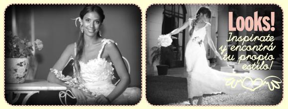 Encontrá los mejores looks de novias en nuestra web.