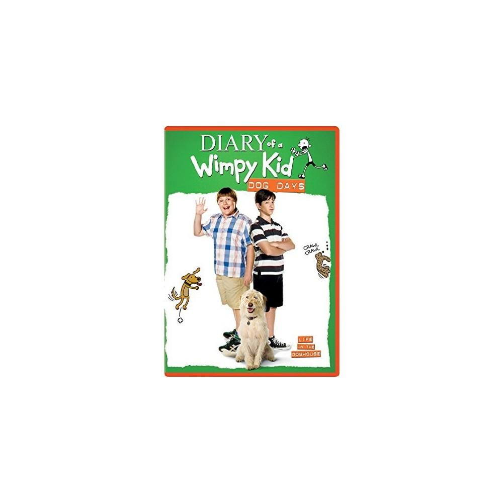 Diary of a wimpy kid dog days dvd2017 wimpy kid