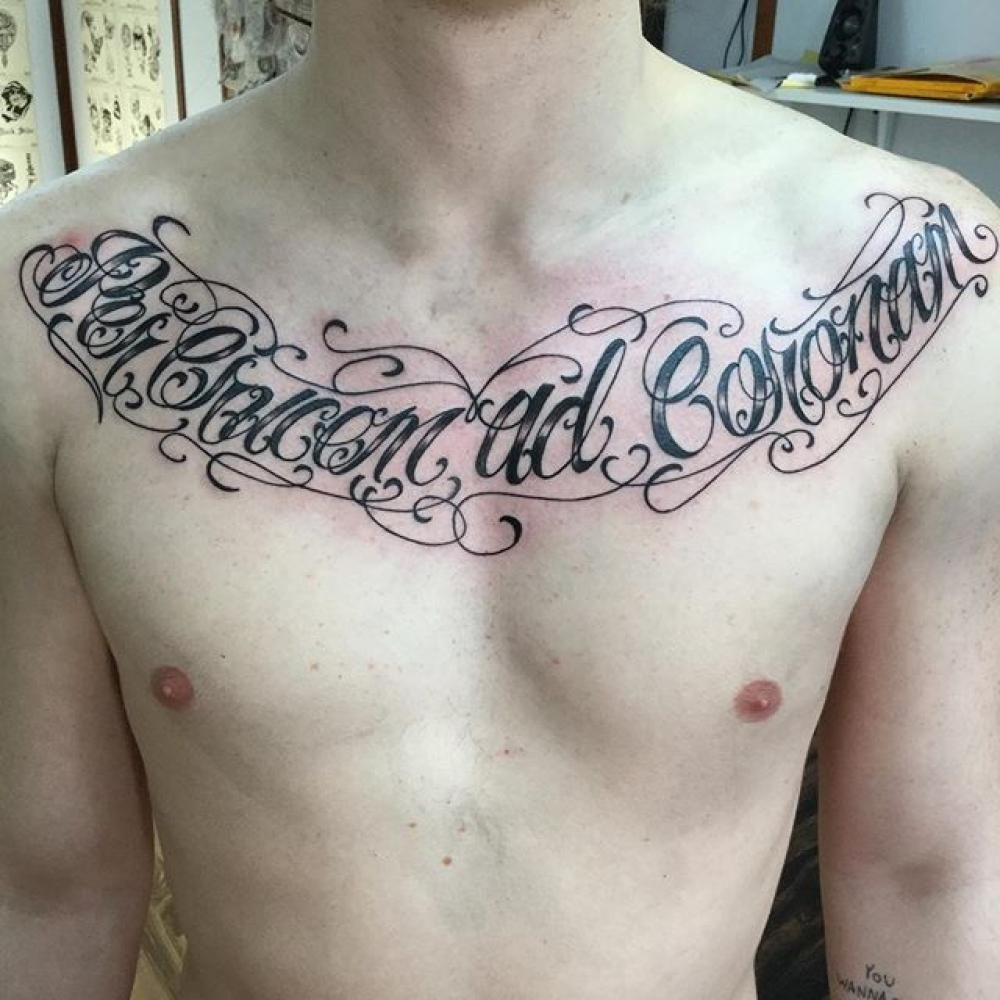 Best Chest Tattoo World Famous Tattoo Ink In 2020 Famous