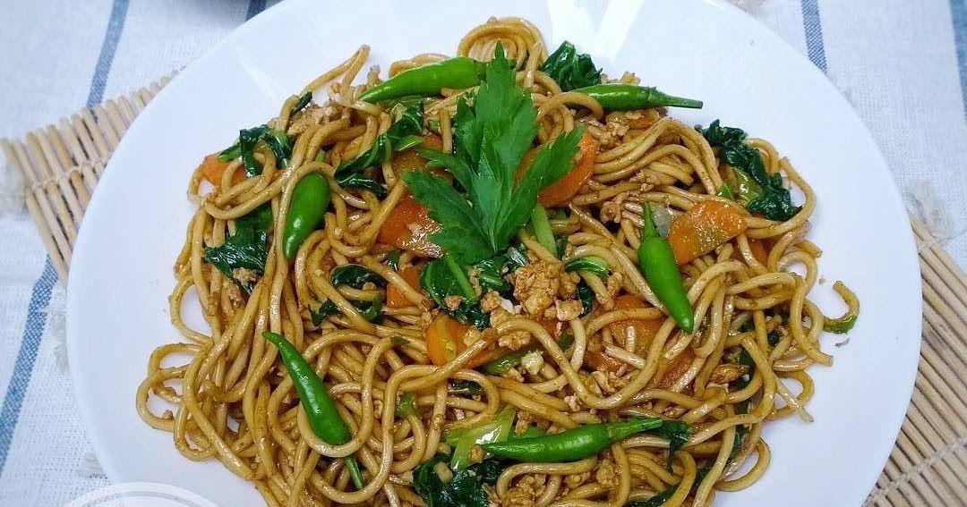 Resep Mie Goreng Jawa Enakkkk Resep Makanan Dan Minuman Resep Masakan