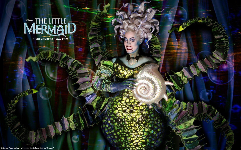 The Little Mermaid: Ursula