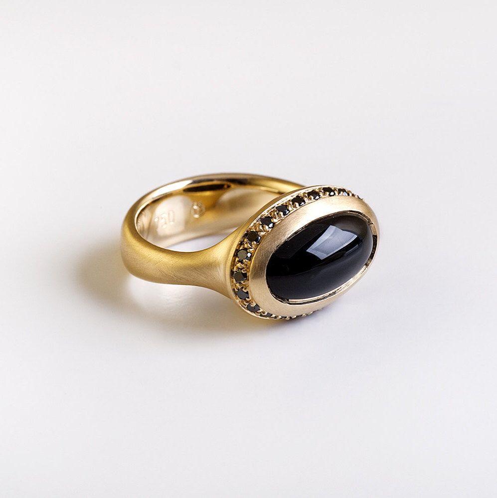 1 Piece Natural Smokey Topaz Smooth Polished Single Gemstone Made RingSmokey Rings RingsWedding Rings.