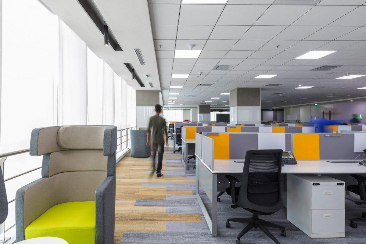 Office Tour DXC Technology Offices Bangalore Bureau