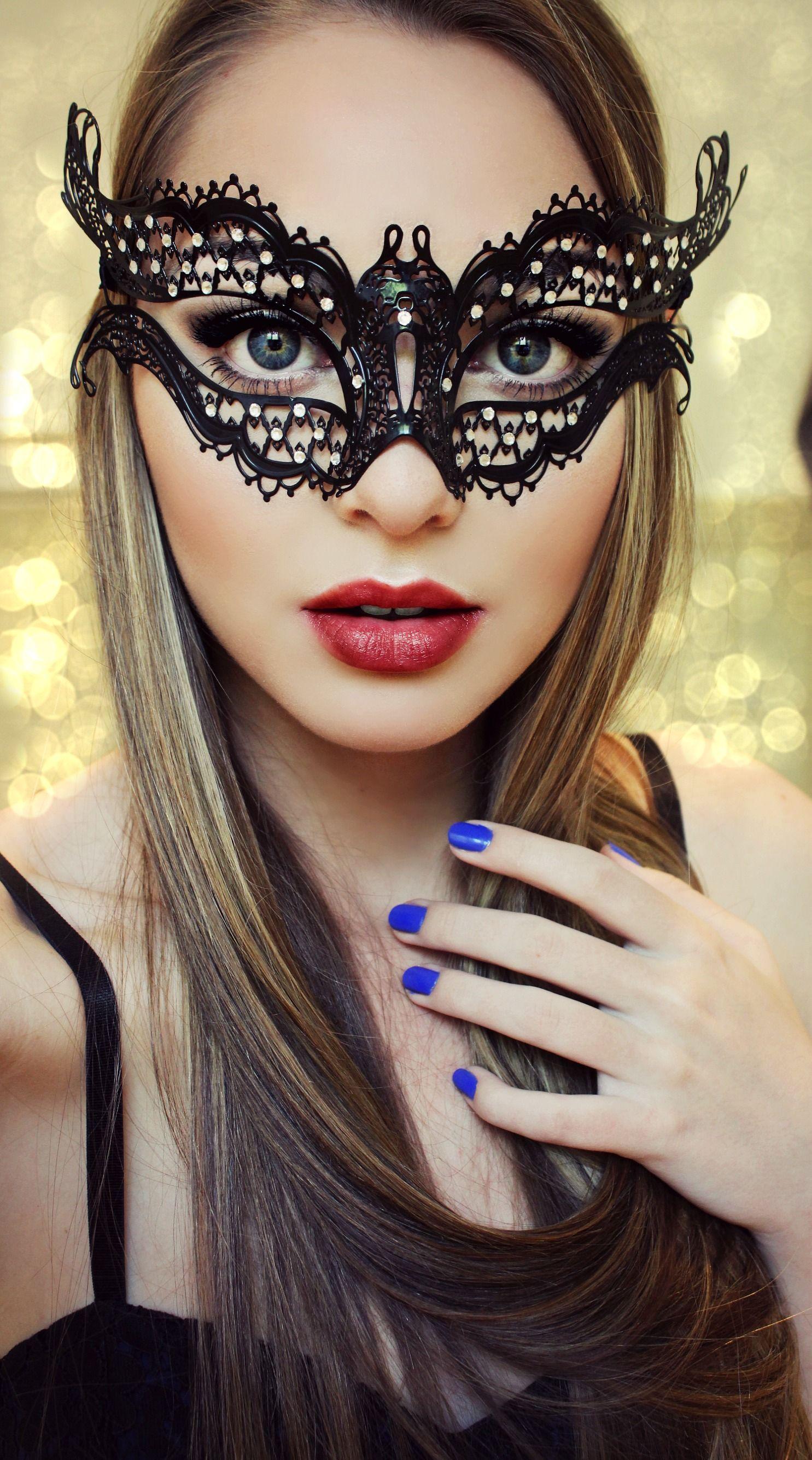 Katherine Pierce Inspired Masquerade