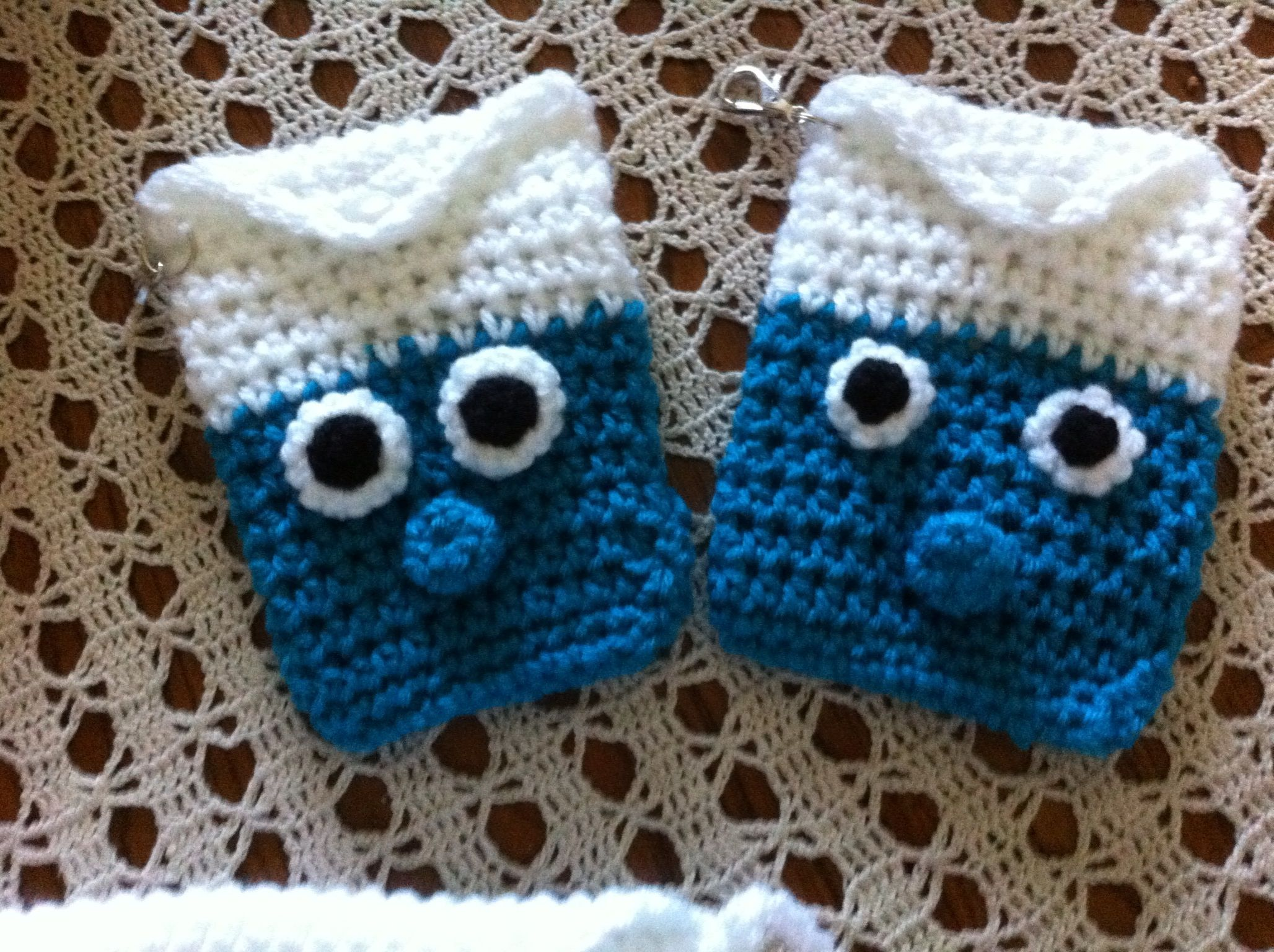 Smurf crochet purse google search for the home pinterest crochet bankloansurffo Image collections