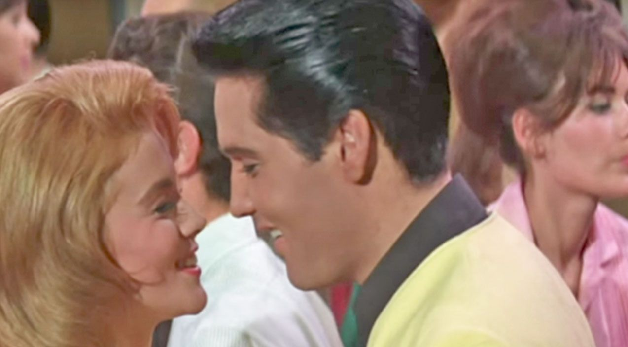 Country Music Lyrics - Quotes - Songs Elvis presley - Elvis Presley And Ann Margret's Chemistry Is Off The Charts In Deleted Scene From 'Viva Las Vegas' - Youtube Music Videos https://countryrebel.com/blogs/videos/elvis-presley-and-ann-margrets-chemistry-is-off-the-charts-in-deleted-scene-from-viva-las-vegas