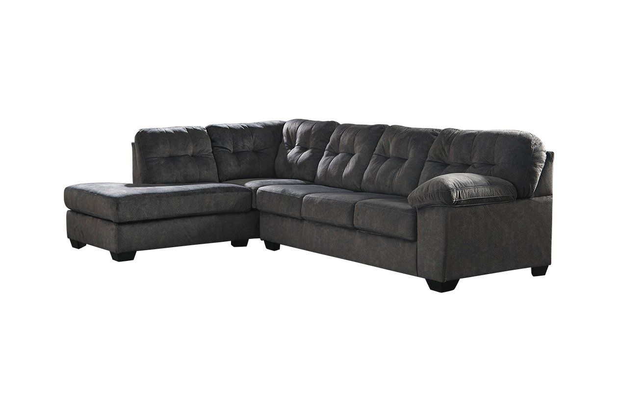 Accrington 2 Piece Sectional With Chaise With Images