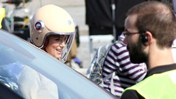 Kaira Knightley on a Ducati 750 Sport for Chanel – Click above to watch the video after the break What does Keira Knightley have to do with Ducat