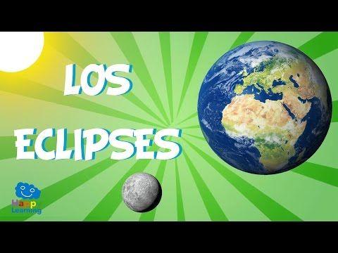 El Sol Videos Educativos Para Niños Youtube El Universo Para Niños Eclipse Geografía Para Niños