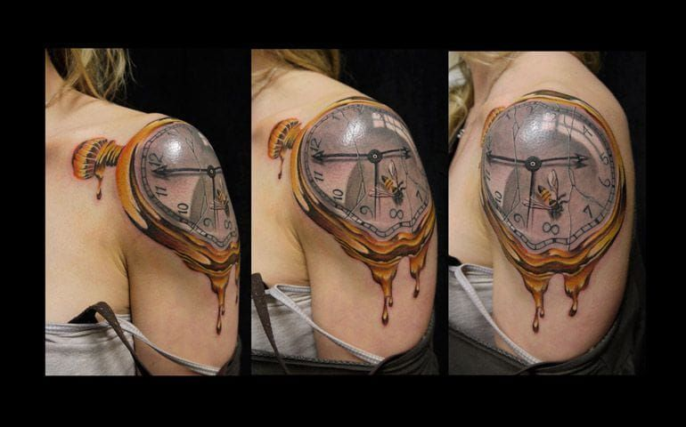 how to tattoo for the first time