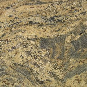 Extravaganza Yellow Brown Granite Countertop Brazil Granite Countertops Colors Brown Granite Granite Countertops