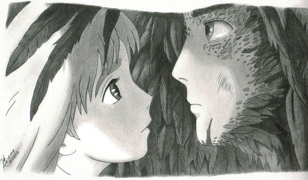 Howl and Sophie/Howl's Moving Castle by Twiinkii.deviantart.com on @deviantART