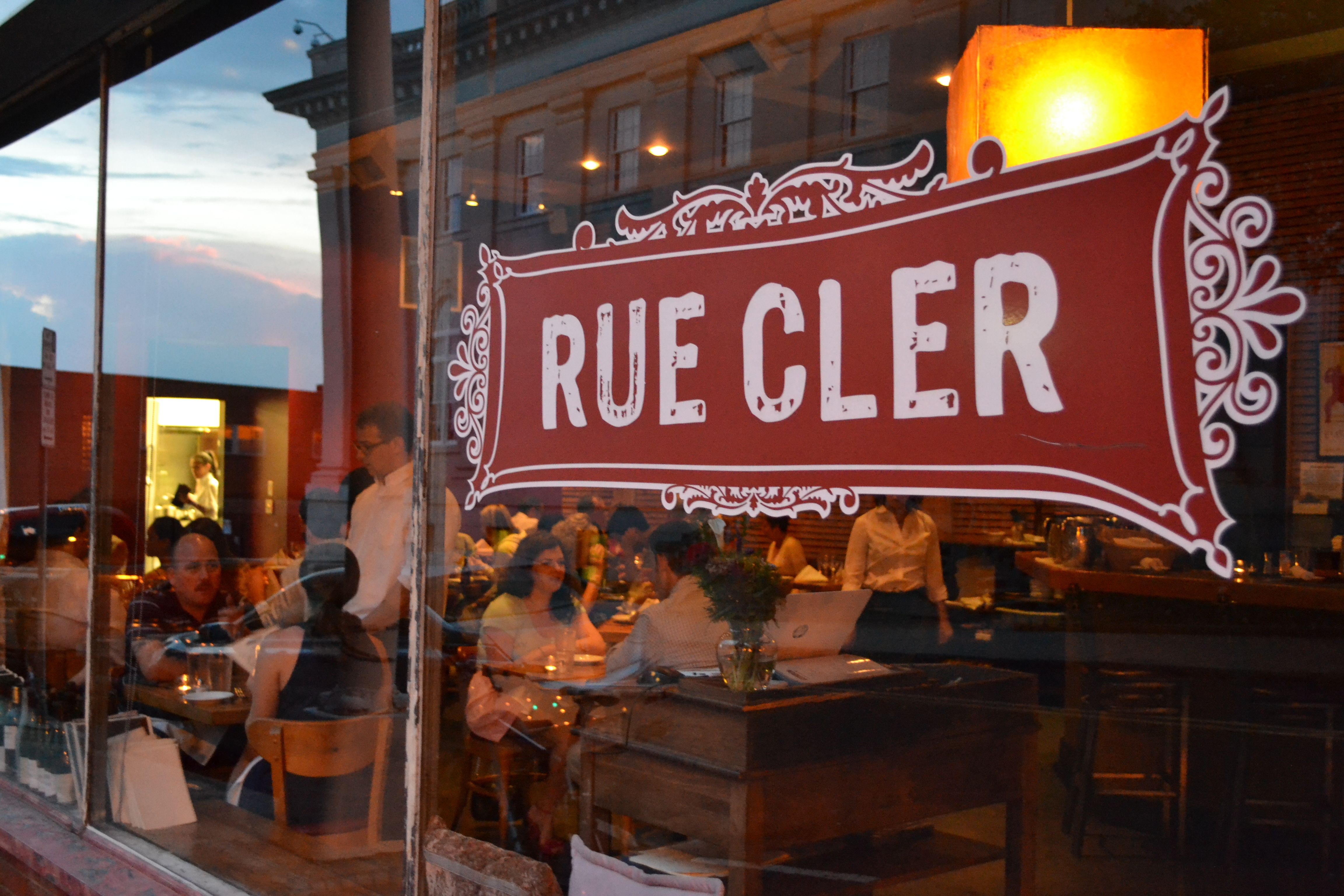 Rue Cler A Parisian Style Neighborhood Restaurant In Downtown