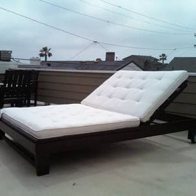 Perfect DIY Outdoor Chaise Lounge {step By Step} | Chaise Lounges, Garden And  Outdoor Wood Projects