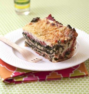 Lasagne Au Saumon Fume Et Epinards Recette Cuisine Pasta