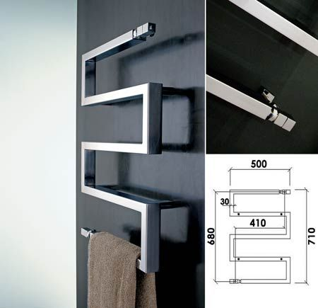 bath - Designer Heated Towel Rails For Bathrooms