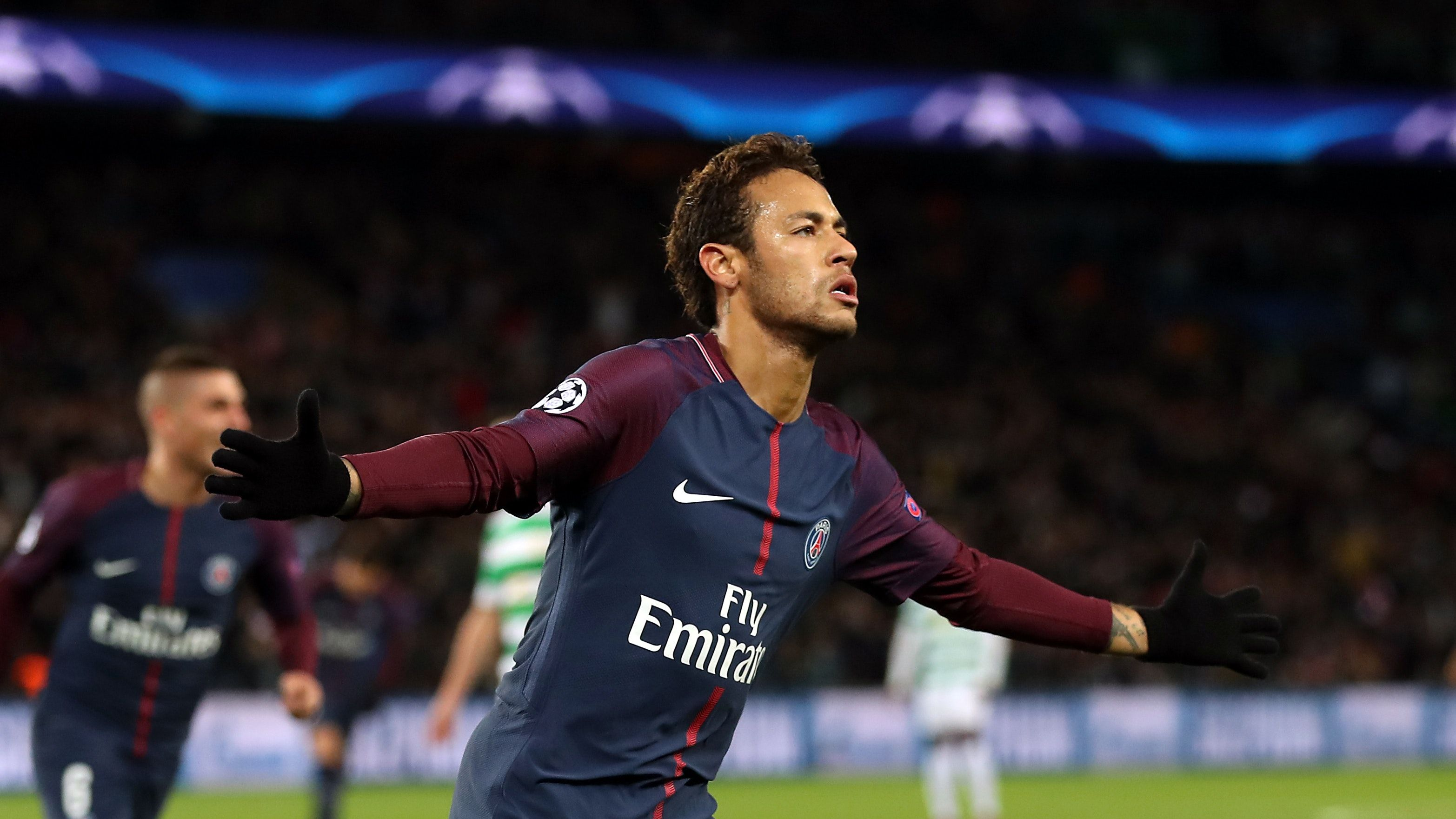 Neymar will world's best player PSG boss Unai