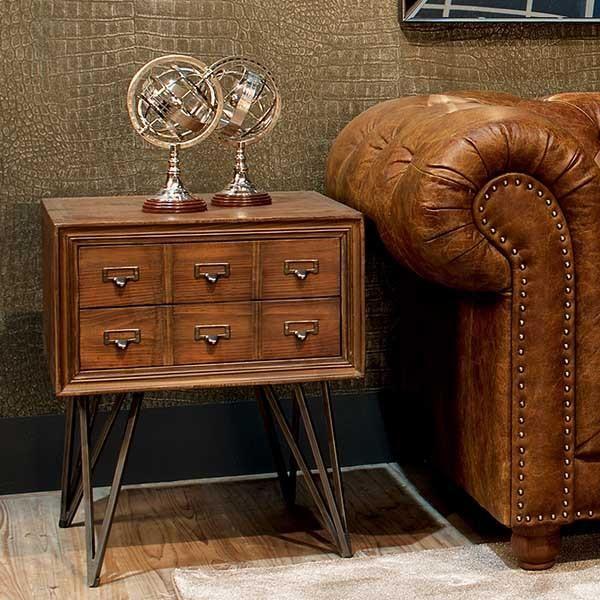 Barclay Reclaimed Wood Coffee Table