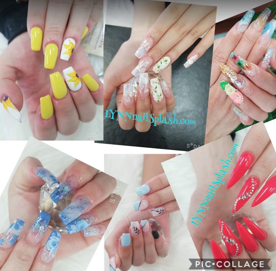 Lynn Nailsplash Nail Salon Near Me North Vancouver Bc V7p 1t5 In 2020 Swag Nails Nails Nail Spa