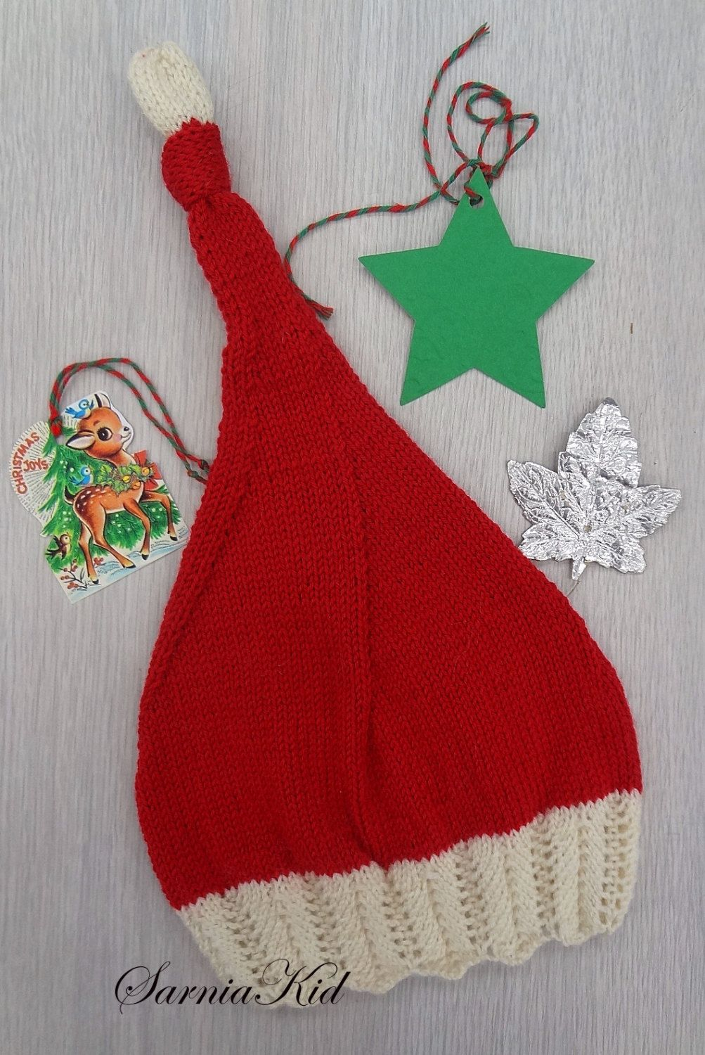 8317c8909bfa7 Adorable Baby s First Christmas Elf Hat by ElvishWhimsies on Etsy ...