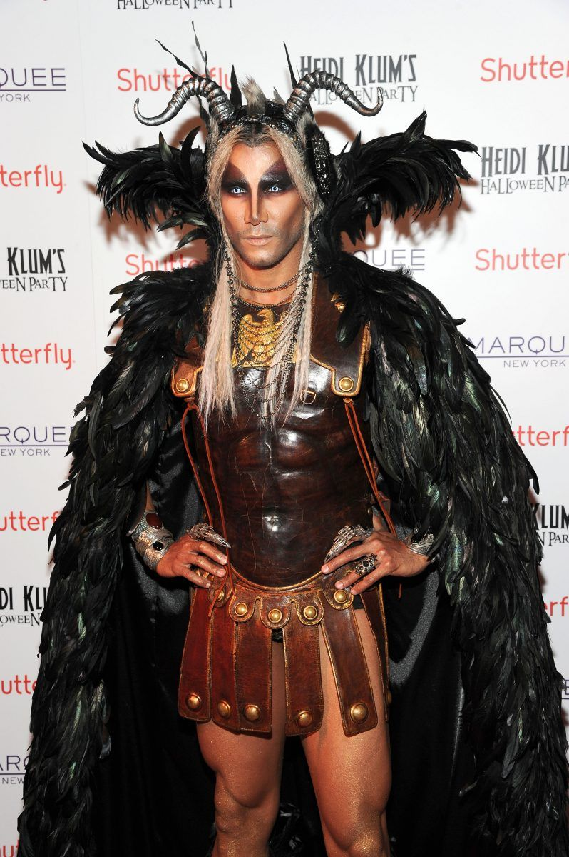 Blast from the Past! 16 Epic Looks from Heidi Klum's Halloween ...
