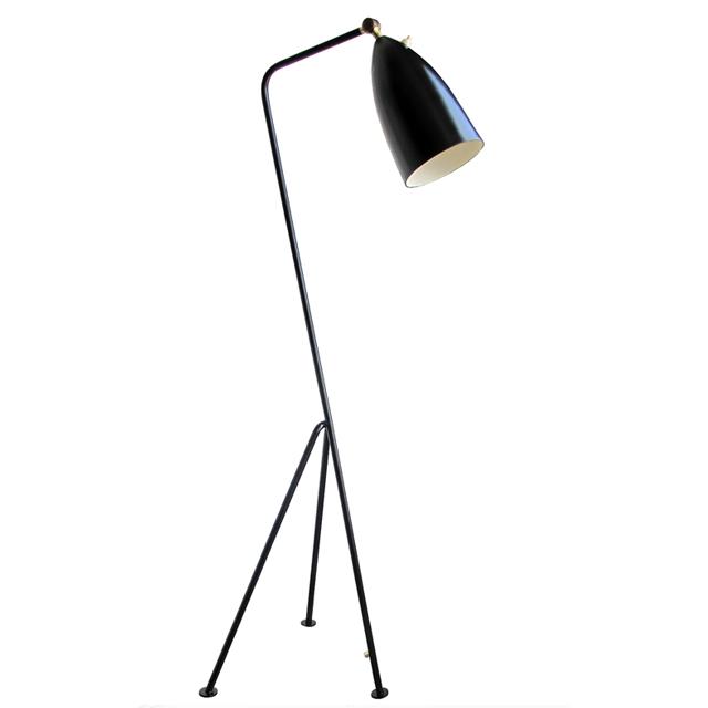 Copy Cat Chic Design Within Reach Grhopper Floor Lamp