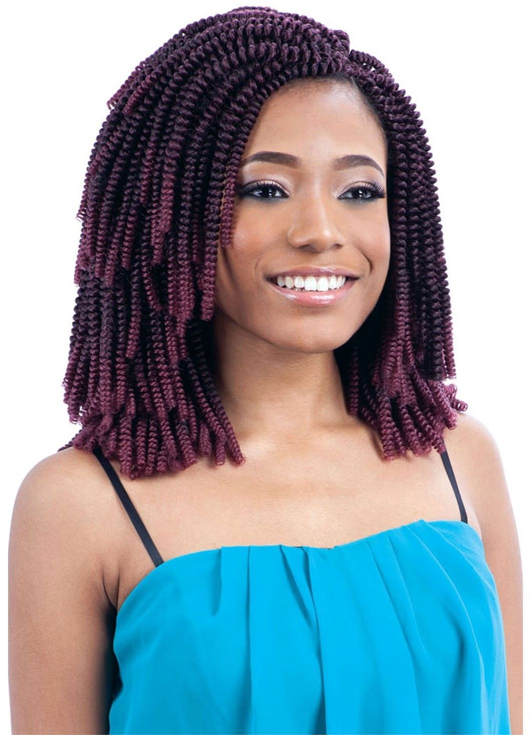 kinky twist bob hairstyles fade haircut. Black Bedroom Furniture Sets. Home Design Ideas