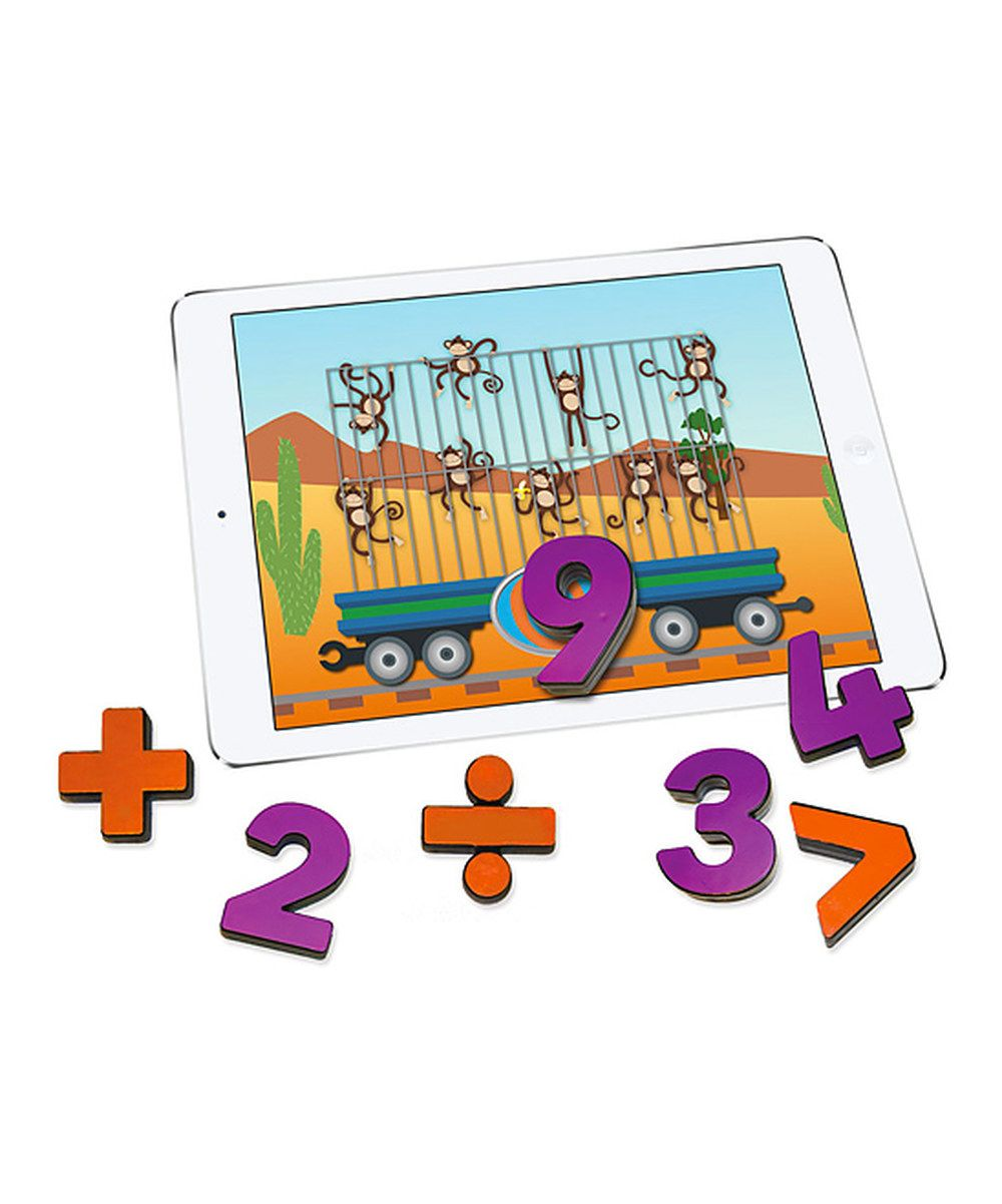 Look at this Touchtronic Numbers Interactive iPad Game on