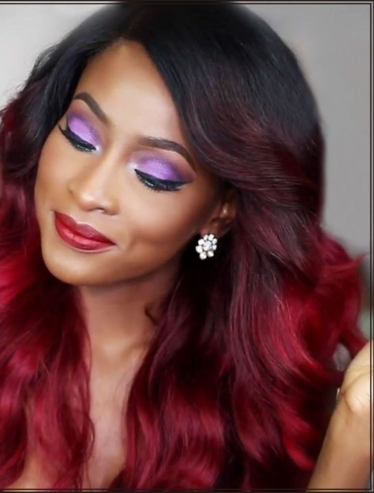 2016 Trendy Hair Color Ideas For Black Women 2016 Haircuts