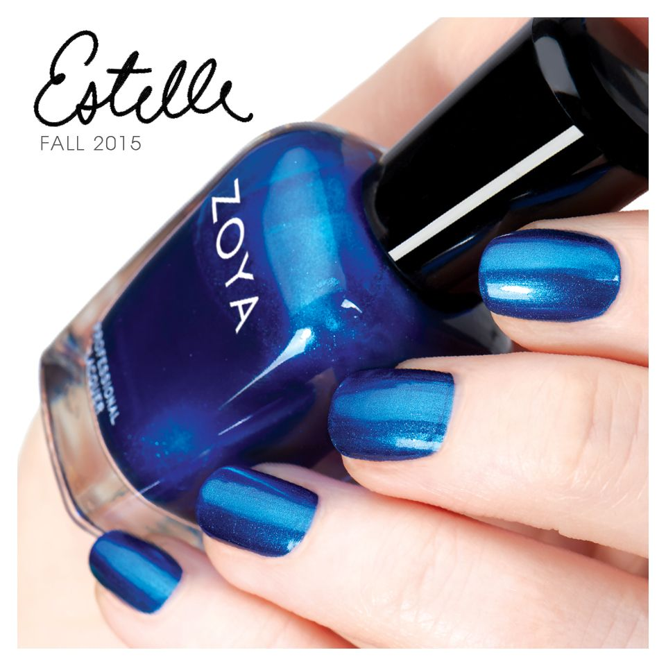 Zoya Estelle from the Flair Collection