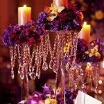 Beautiful centerpieces for the reception