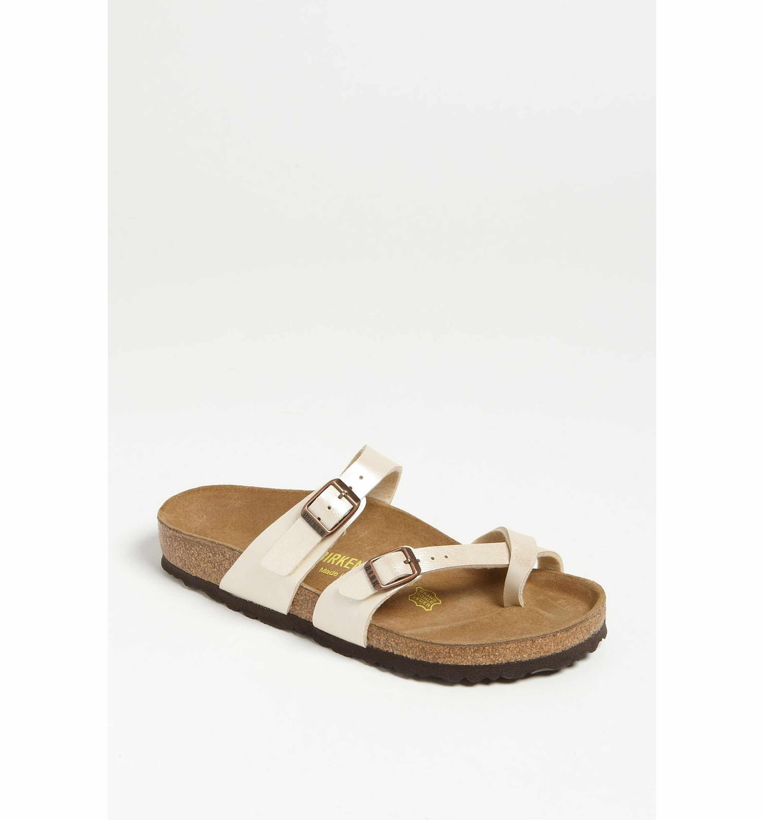 484a840ad28b Main Image - Birkenstock  Mayari  Birko-Flor™ Sandal (Women ...