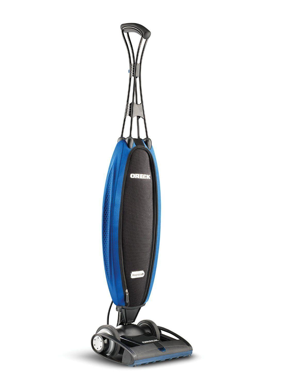 Oreck Upright Vacuum Cleaner LW100 Magnesium SP with 3