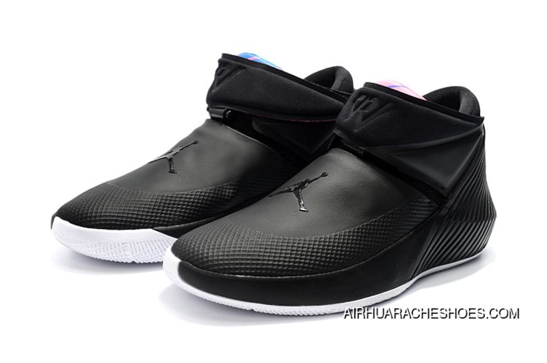 new style f5be7 253a3 Free Shipping Jordan Why Not Zer0.1  Phd  Black