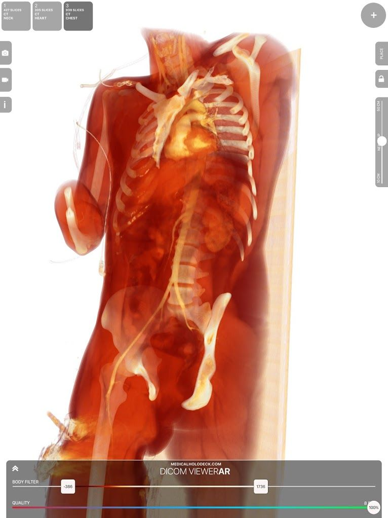 The Human Body and Anatomy in your Hand!