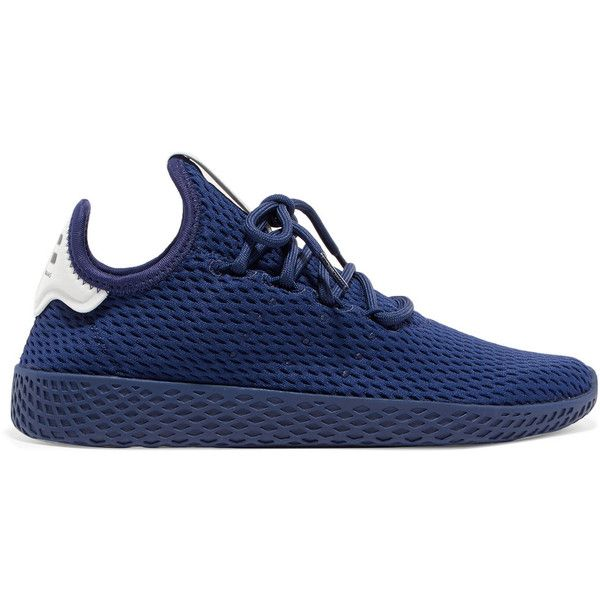 0ee4cf180 adidas Originals + Pharrell Williams Tennis Hu Primeknit sneakers ( 105) ❤  liked on Polyvore