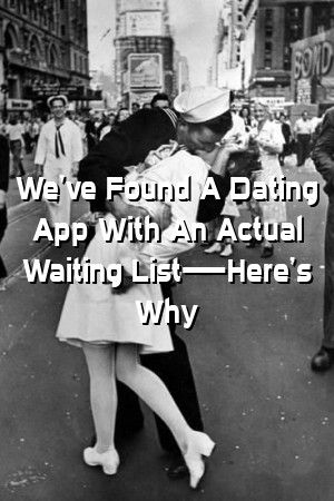 Relationurban We Ve Found A Dating App With An Actual Waiting List