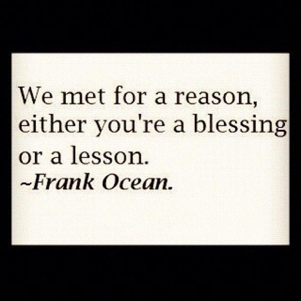 GREEN WITH ENVY. — Frank Ocean.