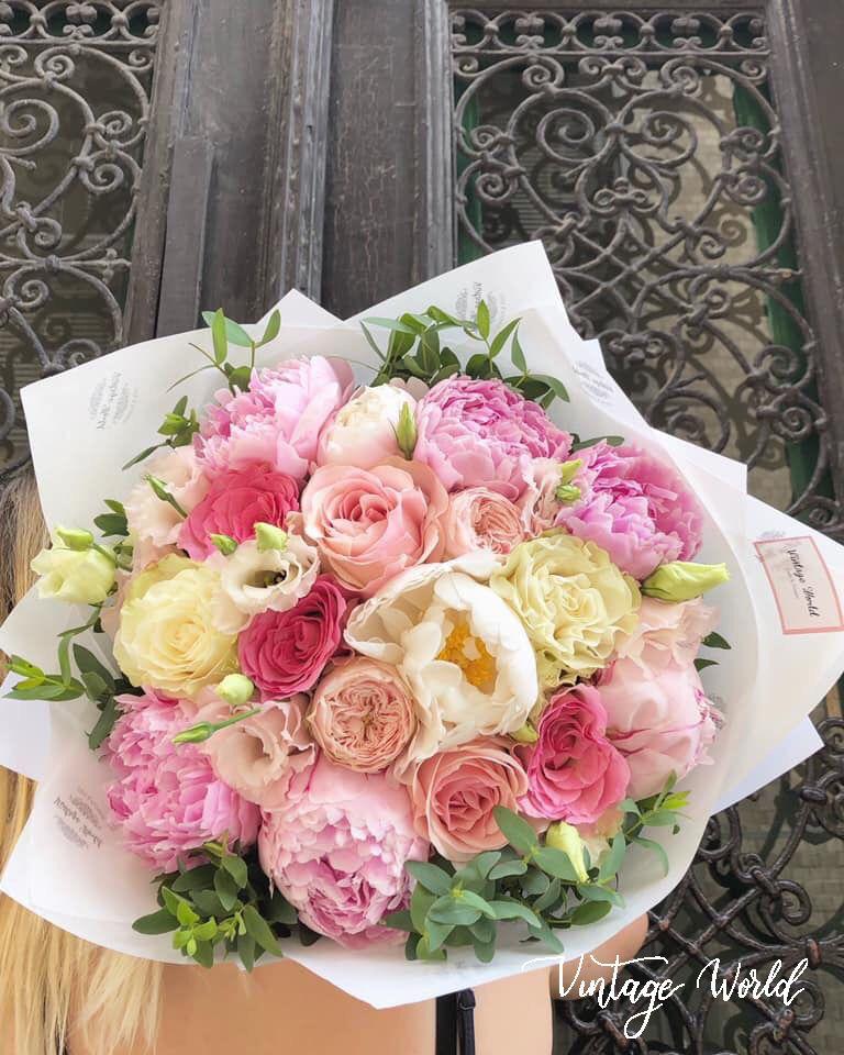 jó reggelt idézetek versek csakúgy2 Bazsarózsa csokor, Poeny bouquet | Making a bouquet, Bouquet, Flowers