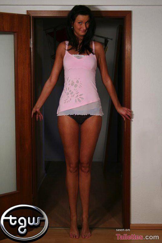 """Iwona Syhre - 6'5"""" / 1.96 m   Images I like   Pinterest ..."""