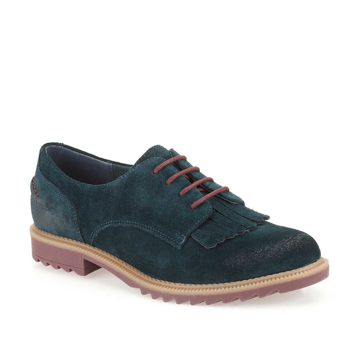 09130329fa8 Griffin Mabel in Midnight Suede - Womens Shoes from Clarks