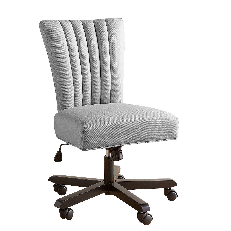 Emille Gray Desk Chair Grey Desk Chair Grey Desk Desk Chair
