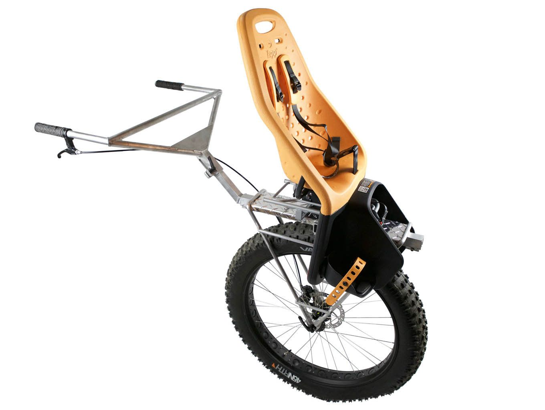 The Honey Badger Wheel allterrain stroller from