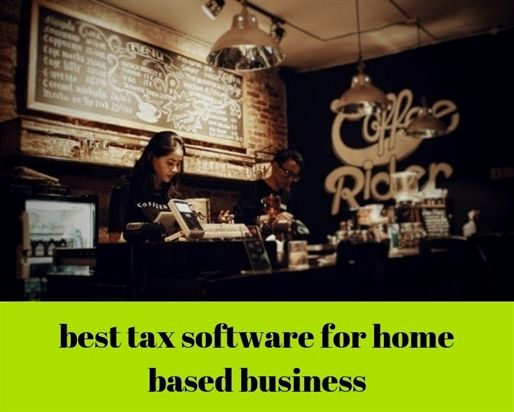 best tax software for #home based
