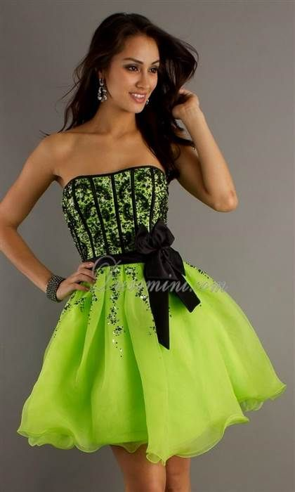short neon prom dresses 2016/17 » OneBoard | Fashion Ideas ...