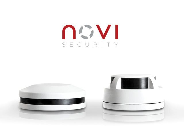 Novi Security System Kickstarter Home Security Best Home Security Home Security Systems