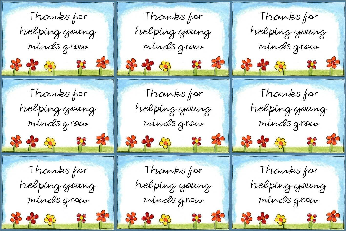 Strong Armor Teacher Appreciation Printables Helping Young Minds Grow Extra Mile M Amp M