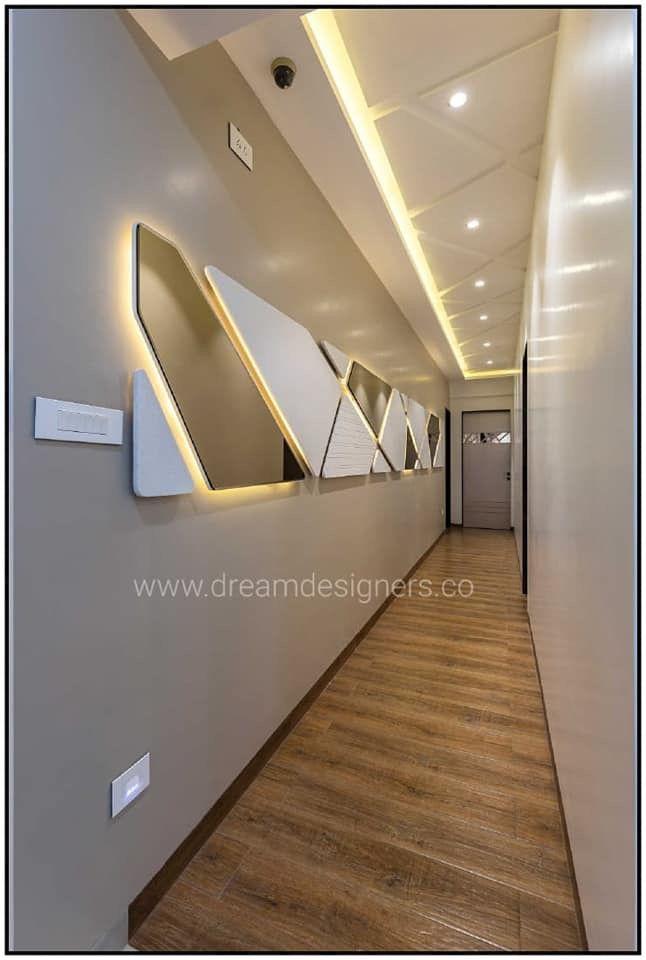 Room Lighting Design Software: Wall Panelling N Treatments Image By Hiral Somaiya