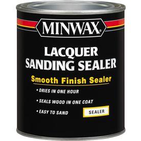 Minwax Oil-Based 32-Fl Oz Sanding Sealer 154000000